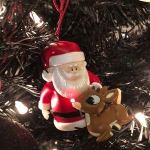 Hallmark Rudolph Christmas ornament 2017
